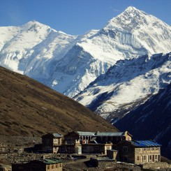 Trek okolo Annapurny