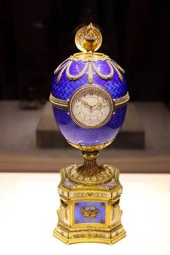 Kelch Chanticleer Fabergé Egg, 1904