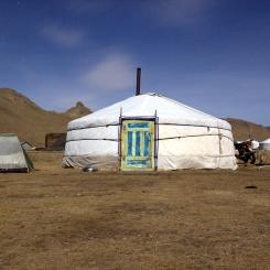 Roadtrip po Mongolsku