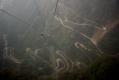 Tianmen Shan, najdlhšia lanovka na svete (⇔ 7 455 m) – Zhangjiajie, Čína