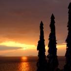 Bajkalské jazero, najväčšie sladkovodné jazero na svete – Rusko
