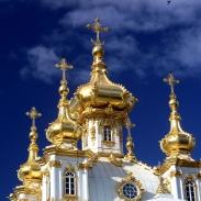 Peterhof, Rusko (59,88° N 29,89° E) - Najzápadnejší bod FasaTrasy