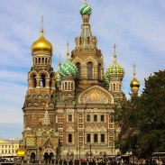 Petrohrad, Rusko (59,93° N 30,34° E) - Najsevernejší bod FasaTrasy