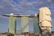 Singapur (1,35° N 103,82° E) - Najjužnejší bod FasaTrasy