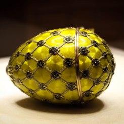 Jeden z klenotov Carla Fabergého