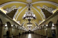 Zastávka metra Komsomolskaya