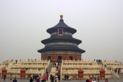 Temple of Heaven - jedna z dominánt Pekingu