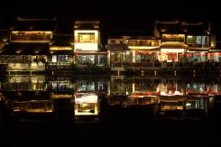 Zhujianjie - mestečko na vode
