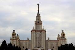 Lomonosova univerzita - najznámejšia univerzita v Moskve