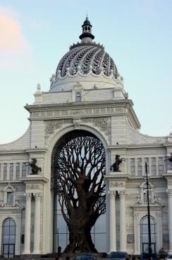 Absolútne autentický neživý strom