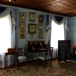 Múzejné interiéry Decembristov