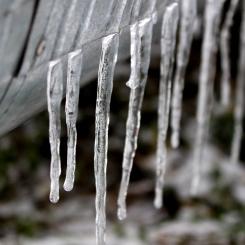 Ruská zima v Listvyanke