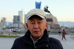 Príjemný Mongol