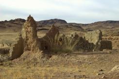 Scenérie púšte Gobi niesú len samí piesok