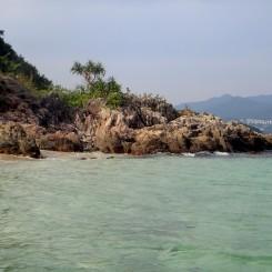 Na morských kajakoch: skryté krásy okolitých ostrovčekov
