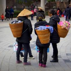 Čínska verzia backpackerov (irony off)
