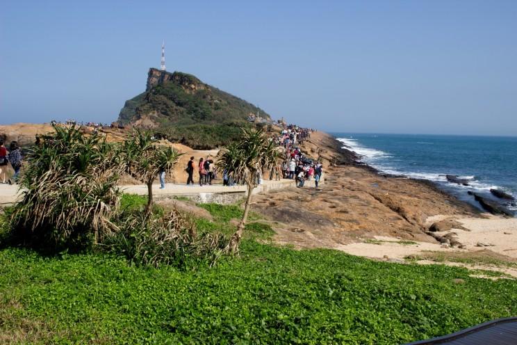 Nádherný Geo park Yehliu ponúka množstvo prírodných úkazov
