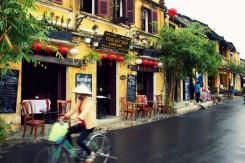 Nádherné uličky mesta Hoi An vo francúzskom štýle