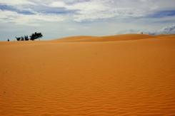 """V Mui Ne sme našli aj malú """"púšť"""""""