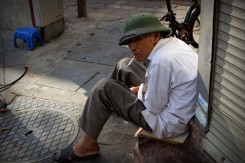 Vietnamský fajčiar