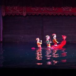 Vodné bábkové divadlo