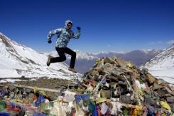 Peter v sebe bežca nezaprie ani v nadmorských výškach nad 5,000 metrov