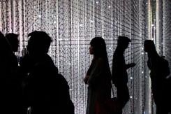 Na tech-art výstave sme sa cítili ako v matrixe