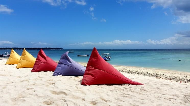 Pohodička na pláži - kto by odolal? :)