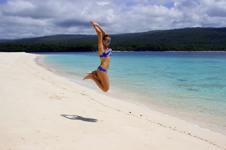Sami na opustenom ostrove Jaco