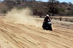 Počas našich potuliek sme sa často cítili ako na Really Dakar :)