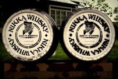 Yoichi Nikka whiskey distillery - cítili sme sa tu ako v Škótsku