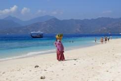 Gili Meno malo jedny z najkrajších pláží a neskutočne tyrkysové more
