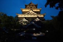 Hrad v Hiroshime